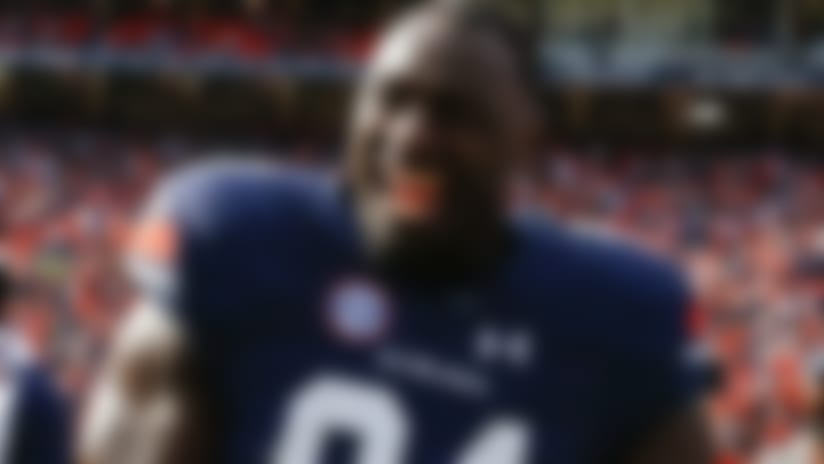 2017 NFL Draft: How football changed Devaroe Lawrence's life