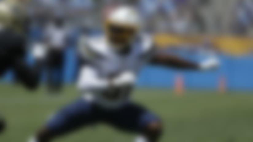 Los Angeles Chargers safety Adrian Phillips