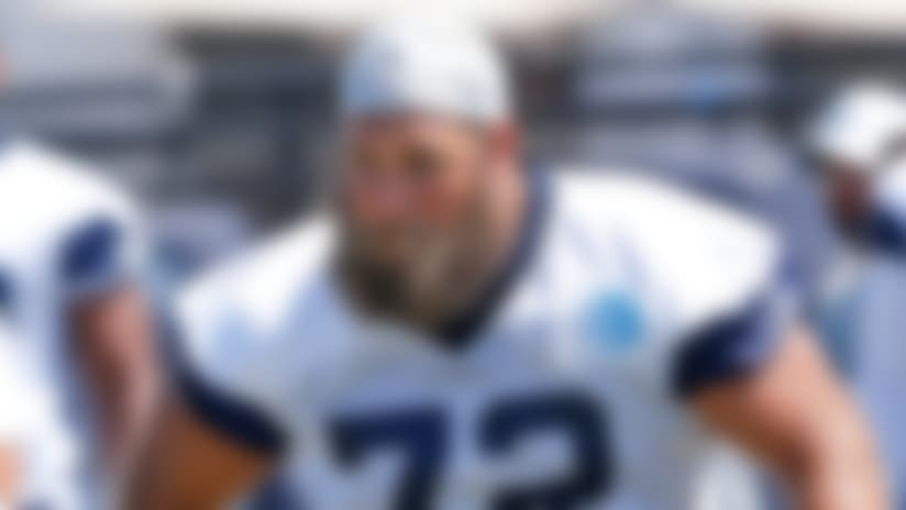 What does Travis Frederick's absence mean for Cowboys?