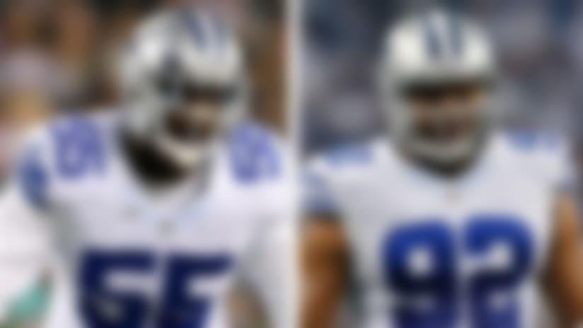 Rolando McClain, Jeremy Mincey active for Cowboys