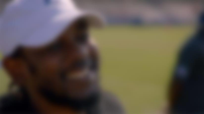 'Hard Knocks': Kendrick Lamar, ScHoolboy Q visit Rams practice