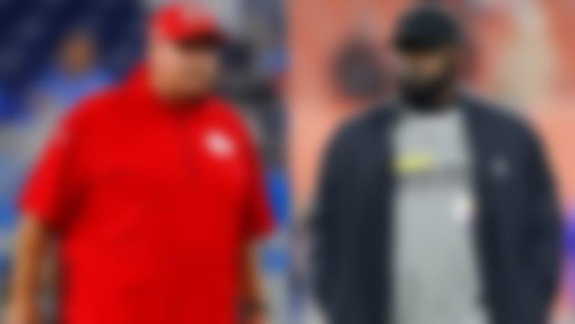 NFL coaches return to team facilities