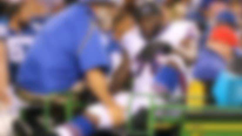 Bills LB IK Enemkpali tears ACL, out for season