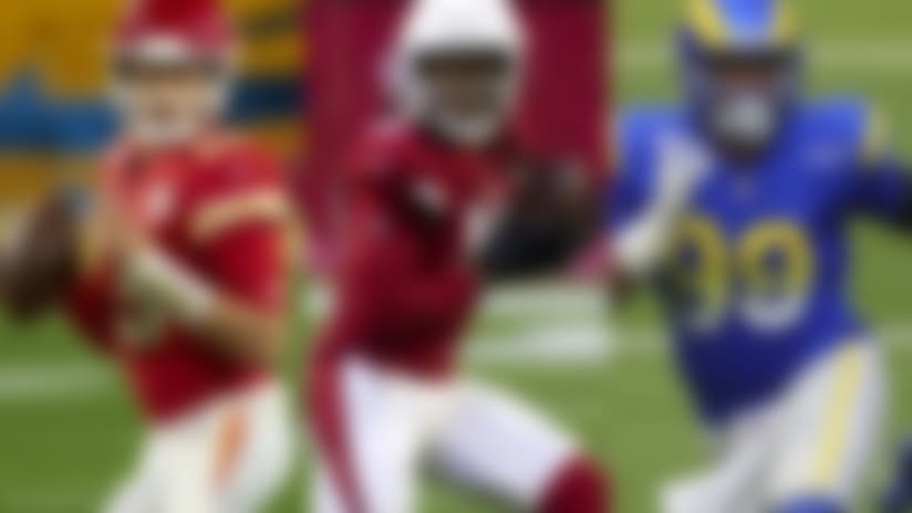 NFL's 2021 All-Paid Team