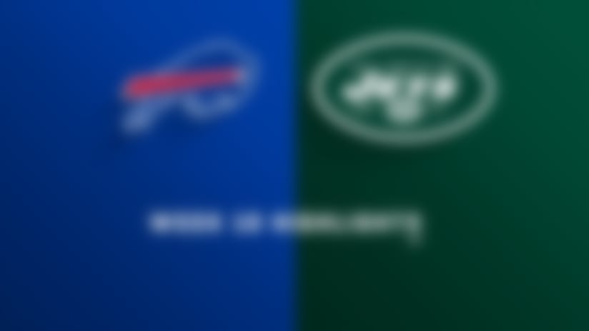 Bills vs. Jets highlights | Week 10