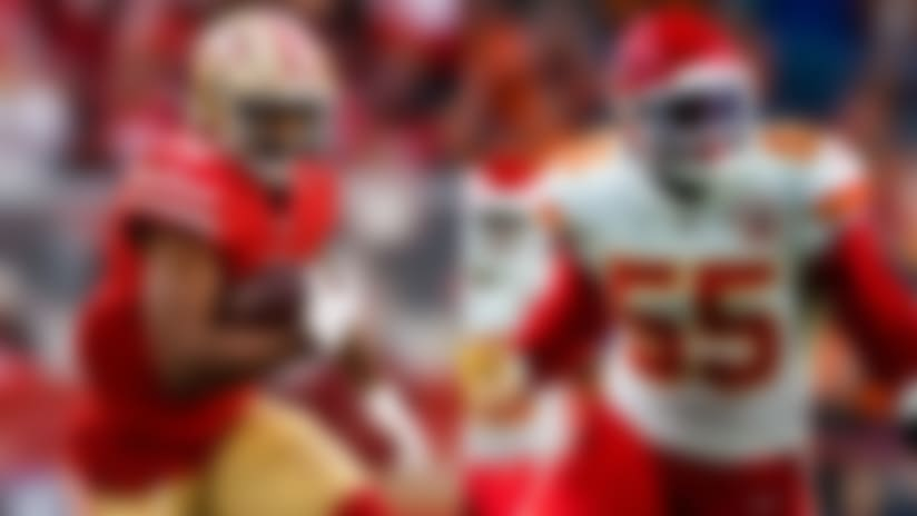 Chiefs' D: We can't be fooled by 49ers' 'eye candy'