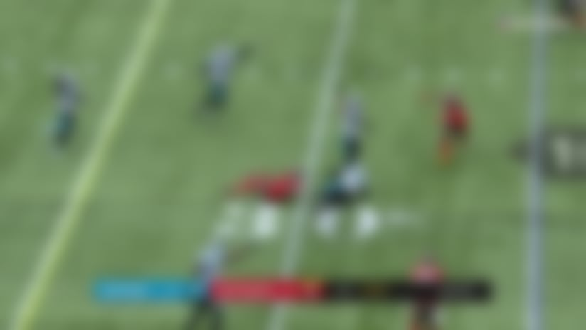 Best plays from the Panthers defense in London | Week 6