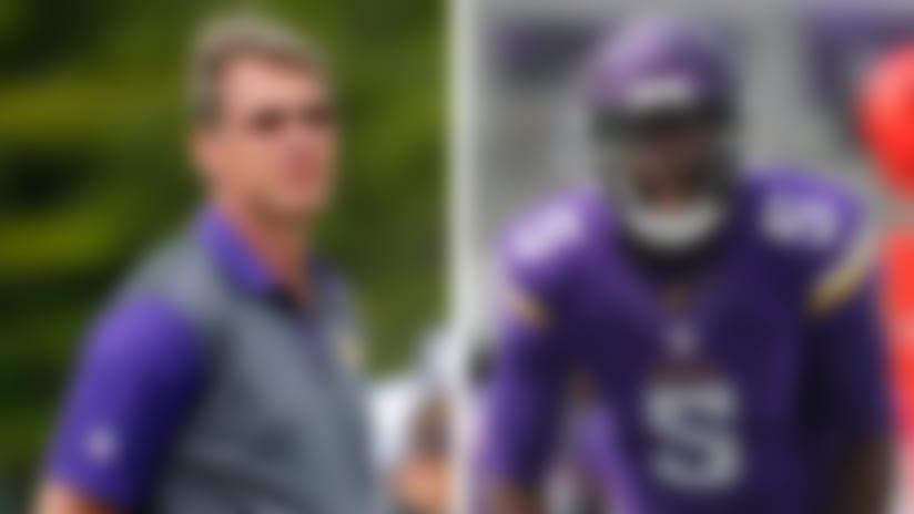 Vikings GM won't jeopardize future for new QB