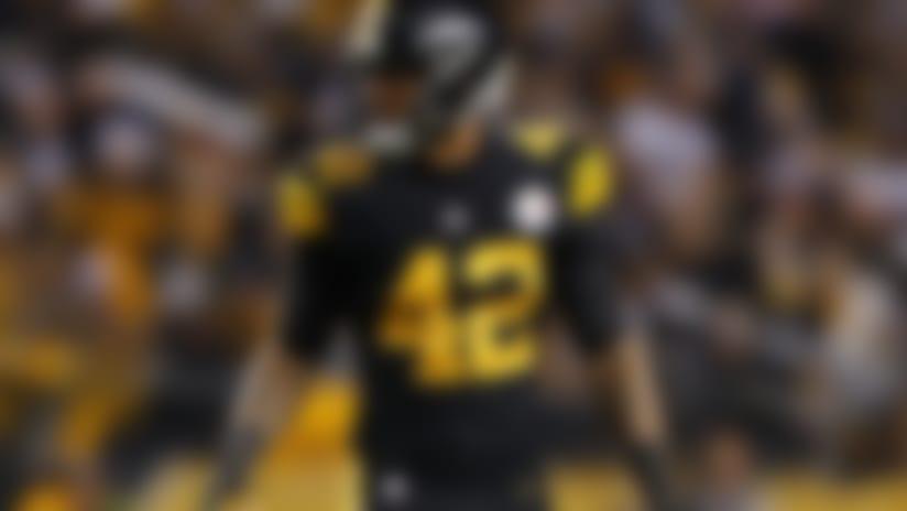 Browns signing ex-Steelers safety Morgan Burnett