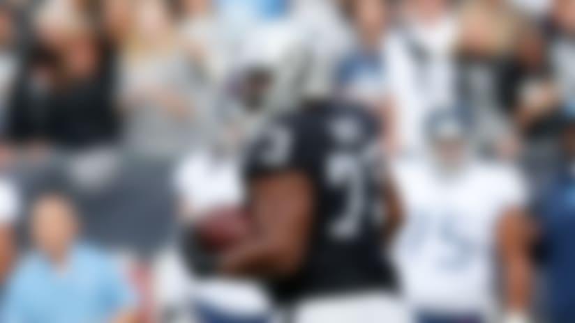 Raiders' top 10 plays   2019 season