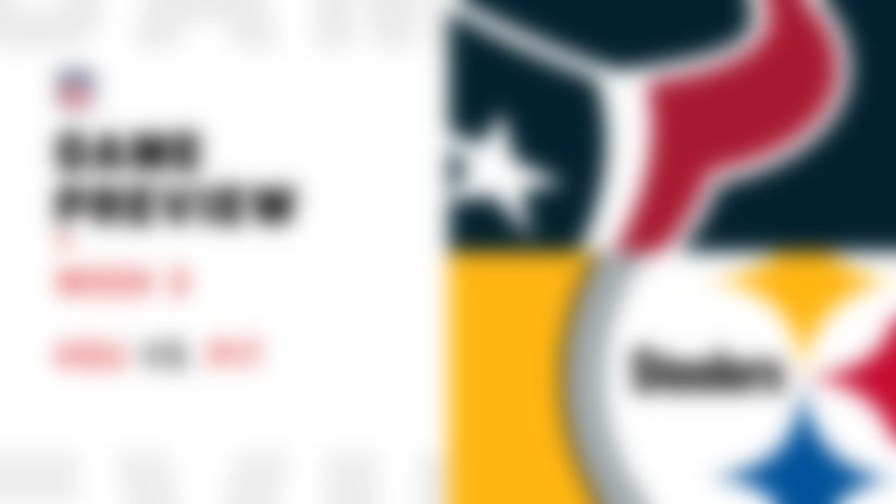 Texans vs. Steelers preview | Week 3