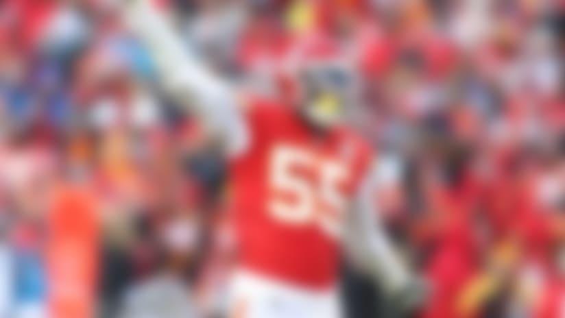 Frank Clark: Chiefs best defense in world right now