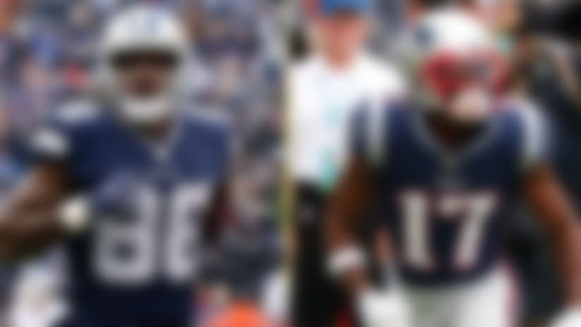 Which NFL free agent wide receiver offers the most value?
