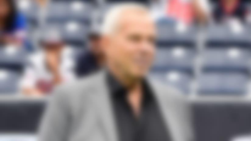 Giants' Steve Tisch: Season has been 'very frustrating'