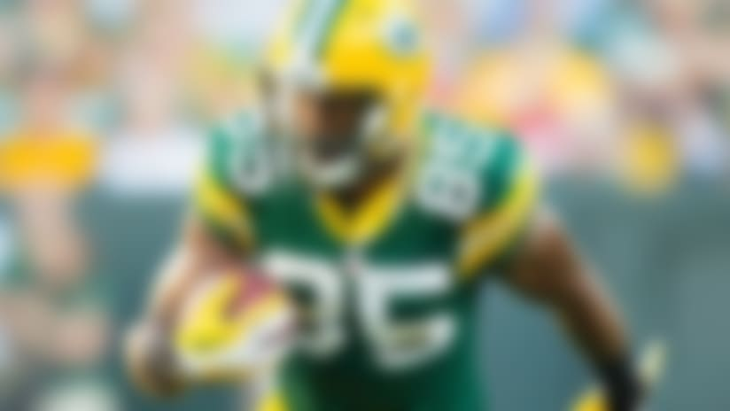 Greg Jennings inactive for Packers-Bears tilt