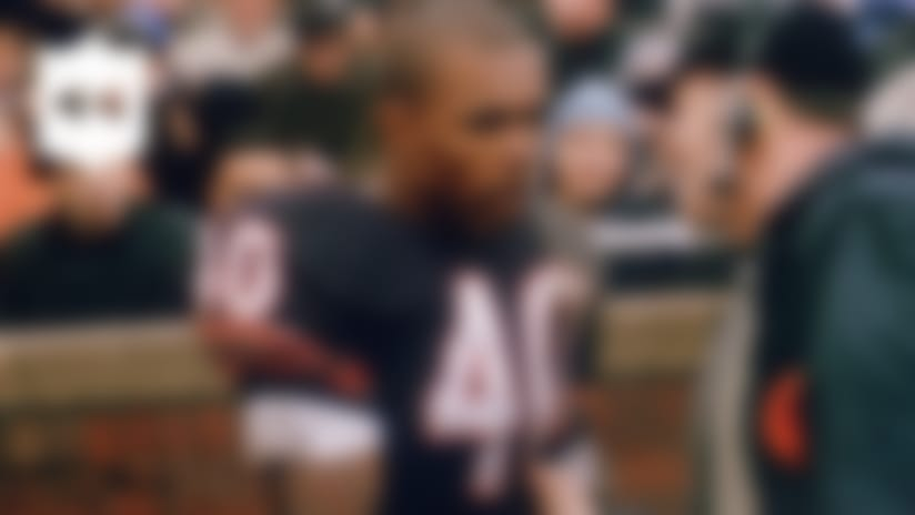 Gale Sayers' six TD game against the 49ers in 1965