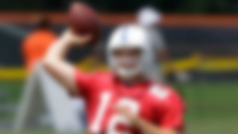 Indianapolis Colts training camp: Andrew Luck hype justified