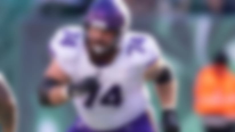 Tom Pelissero explains why Minnesota Vikings released offensive lineman Mike Remmers