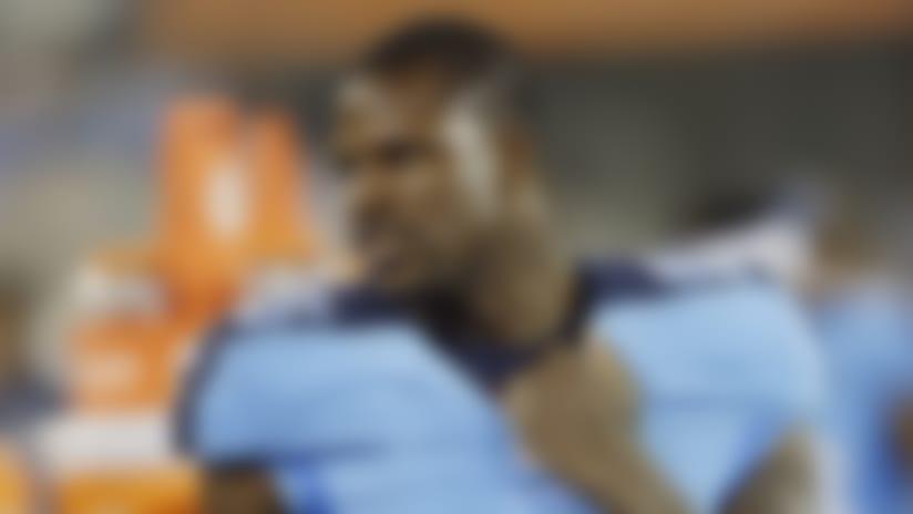 Tennessee Titans LB Kamerion Wimbley retires