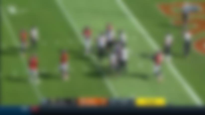 Bradley Chubb has hilarious response to Cam Robinson's false start