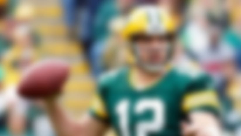 Aaron Rodgers 'much better' than 2011 MVP season