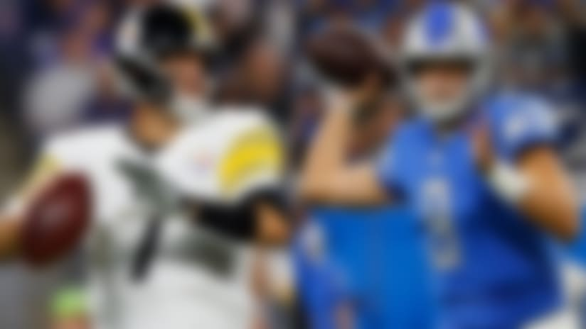 Big Ben, Stafford among those ready to rock after missing time