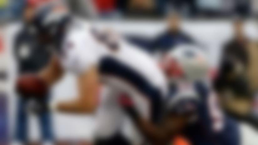 'Sound FX': Jerod Mayo mic'd up vs. Broncos in 2012