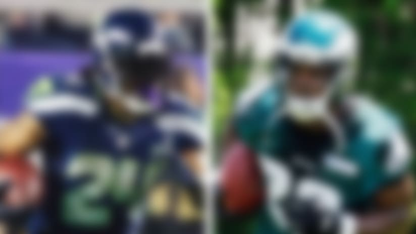Ranking NFL backfields from No. 1 to 32