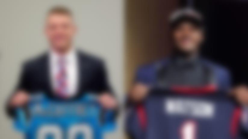 2017 NFL Draft do-over: Mahomes to Browns; Bears skip QB