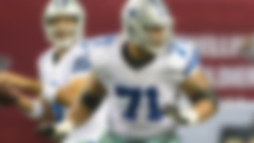 Nate Livings cut from Dallas Cowboys' injured reserve