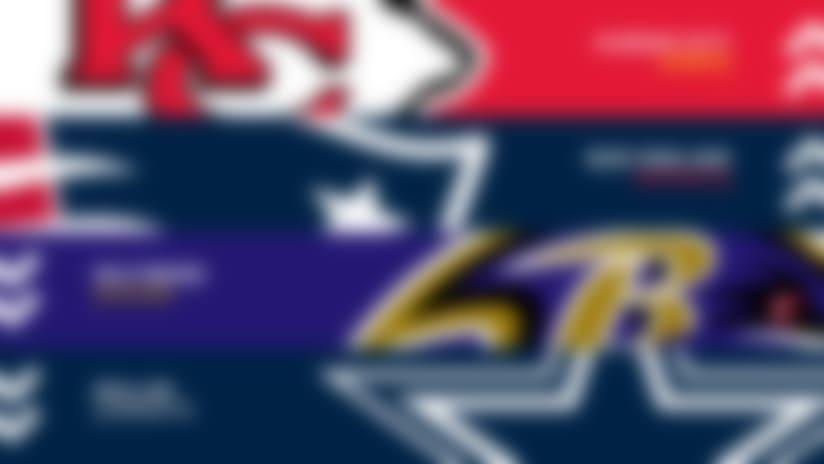 NFL Power Rankings, Week 4: Chiefs take back throne