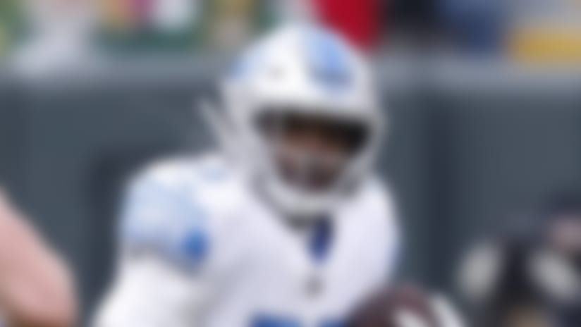 Lions release RB Theo Riddick after six seasons