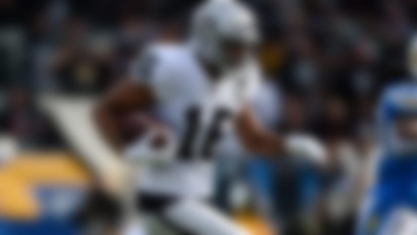 Raiders WR Tyrell Williams on 2019: 'We didn't have an identity'