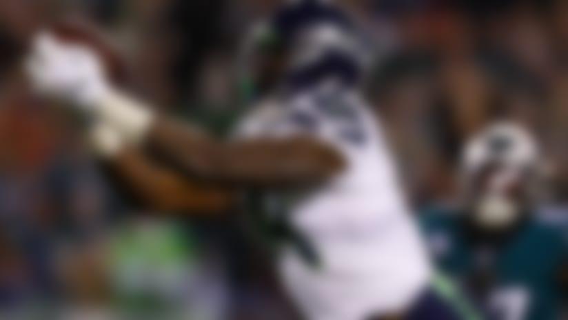 D.K. Metcalf rewards Seahawks' trust in win over Eagles