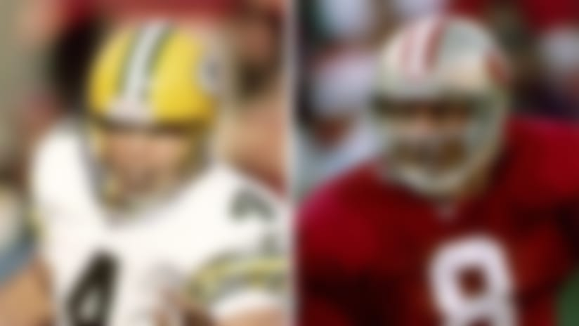 Who is the best QB from the 49ers-Packers rivalry?