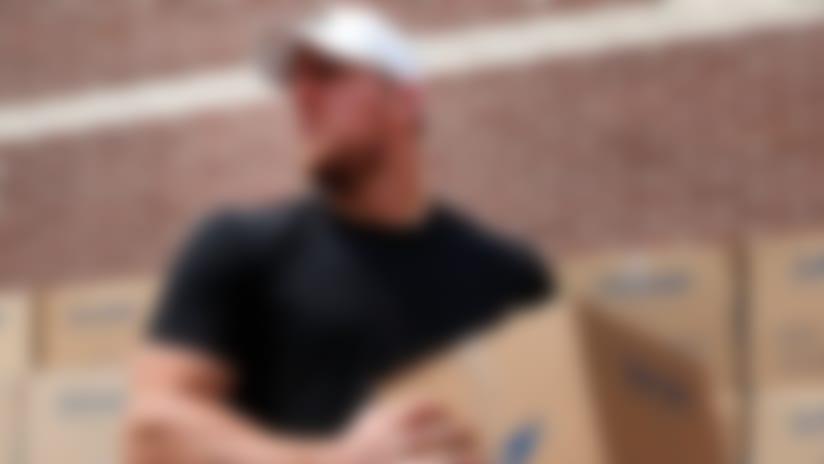 J.J. Watt all in on effort to help Houston after Hurricane Harvey
