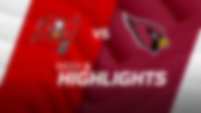 Buccaneers vs. Cardinals highlights | Week 6, 2017