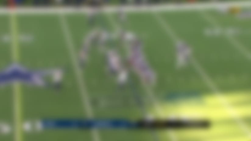 Tavon Austin burns former team for 59-yard TD after Rams DBs collide
