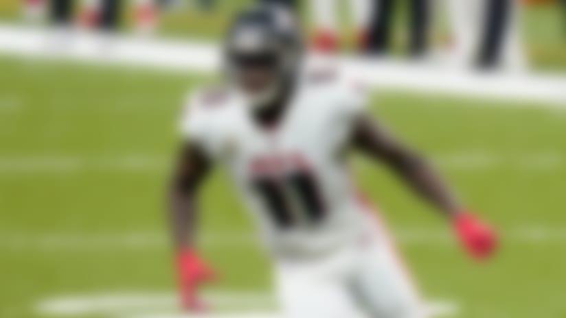 Brooks: Falcons shouldn't trade Julio Jones