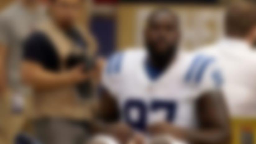 Colts starter Arthur Jones to undergo ankle surgery