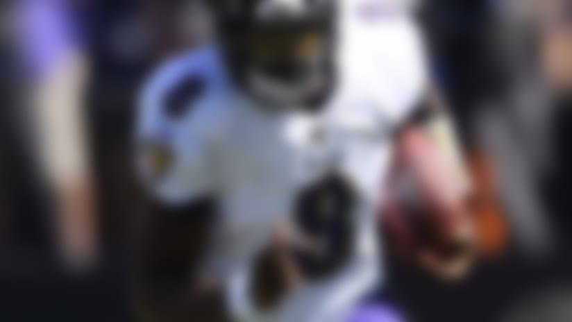 Focus on poise, fundamentals boosts Lamar Jackson