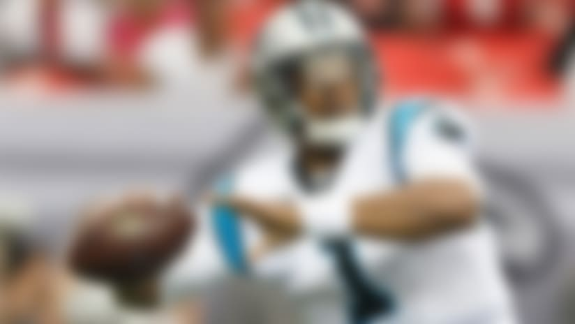 Cam Newton (concussion) ruled out vs. Buccaneers