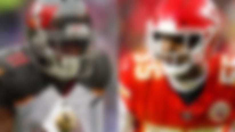 DeSean Jackson and Dee Ford