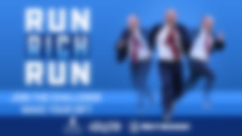 Run Rich Run #RunYour40