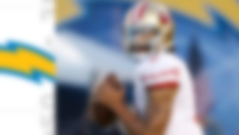 'Move The Sticks': How would Kaepernick fit with Chargers?