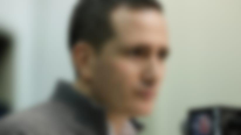 Roseman: 2012 draft influenced decision to take Hurts