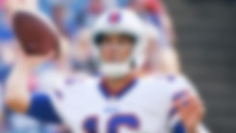 Buffalo Bills release QB Matt Cassel