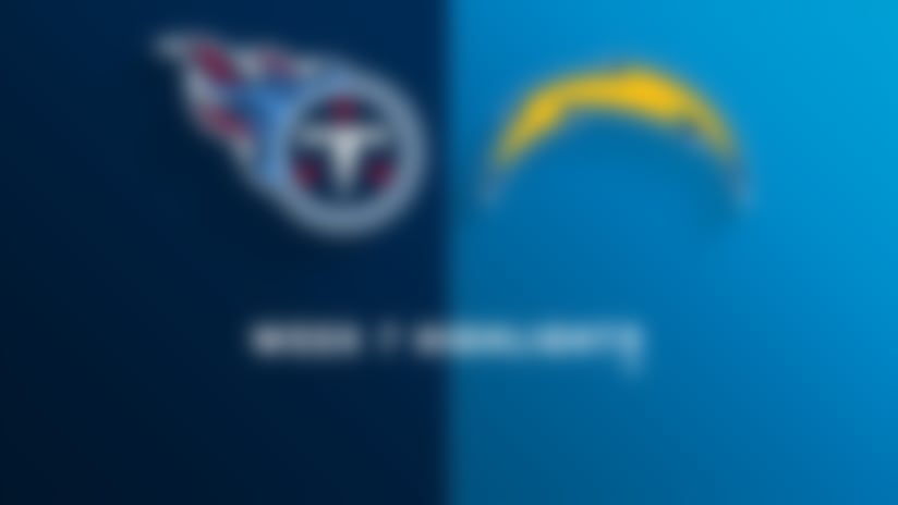 Titans vs. Chargers highlights | Week 7