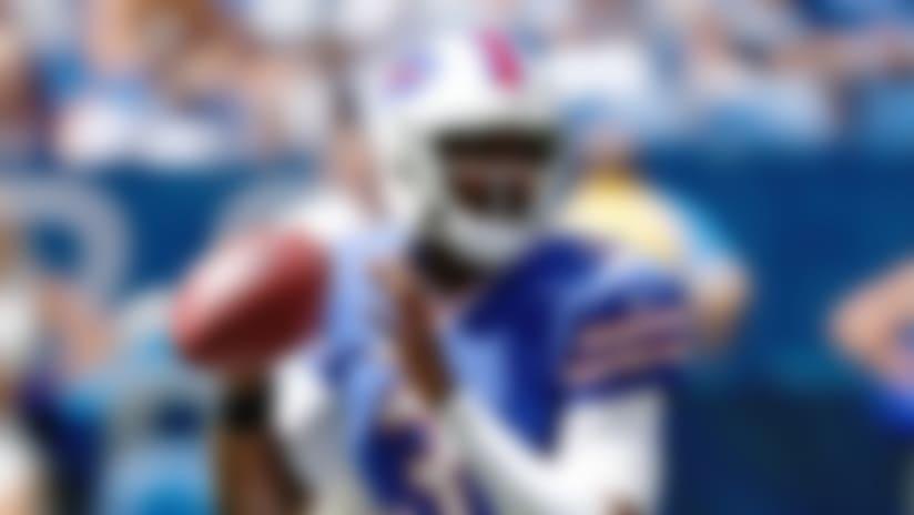 EJ Manuel's Buffalo Bills debut gives franchise reason for hope