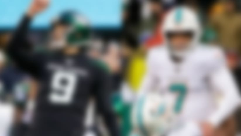 Jets, Dolphins combine for NFL-record 10 made FGs